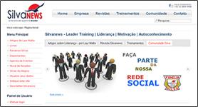 Portal Silvanews - O Portal da Família Silva
